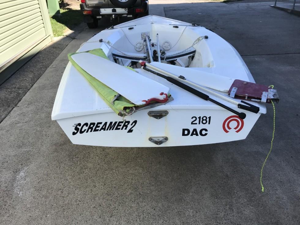 Boats For Sale - World Tasar Class Association, Tasar NSW, Tasar